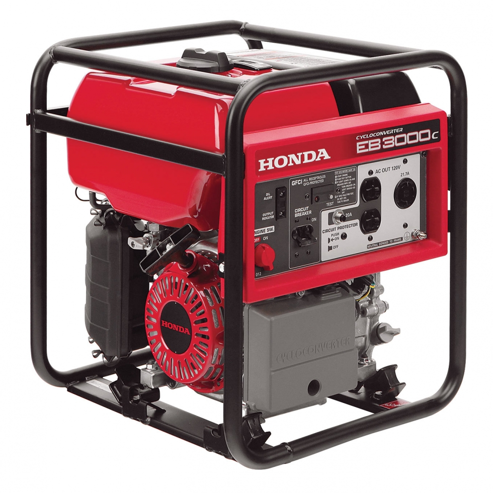 Generators (click to view all items)