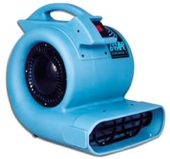 Dri-Eaz F199 Santana SX Turbo Carpet Drying Fan Air Mover Rental
