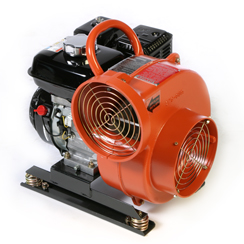 "General Equipment EP8 8"" Gas Air Ventilation Blower Rental"