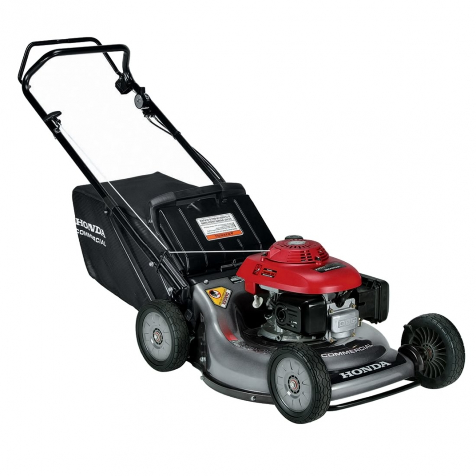 Honda Push-Mower With Bag