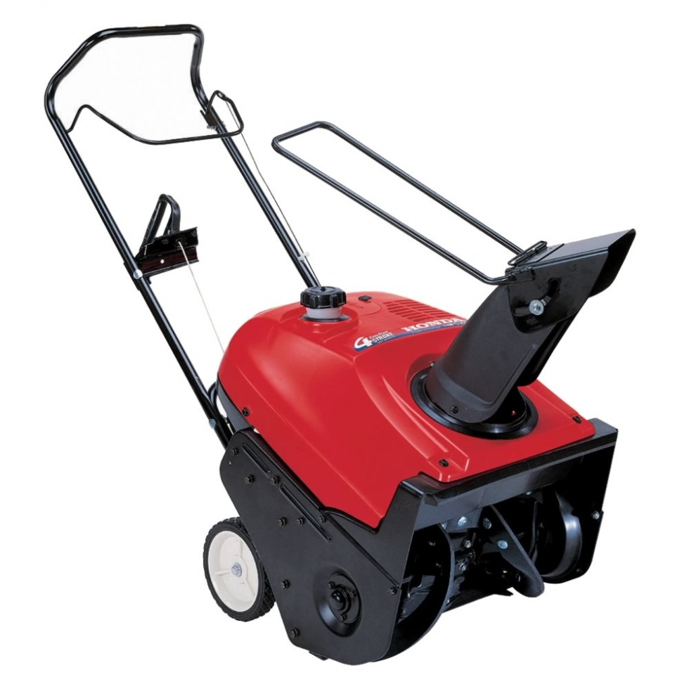 Snow Blowers (click to view 2 types)