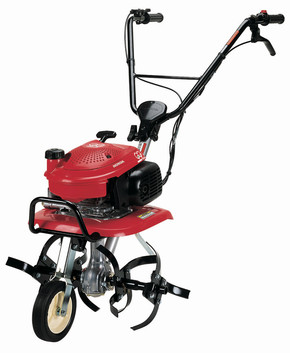 "Honda Power Equipment Rental - F220A Small 21"" Front Tine Tiller"