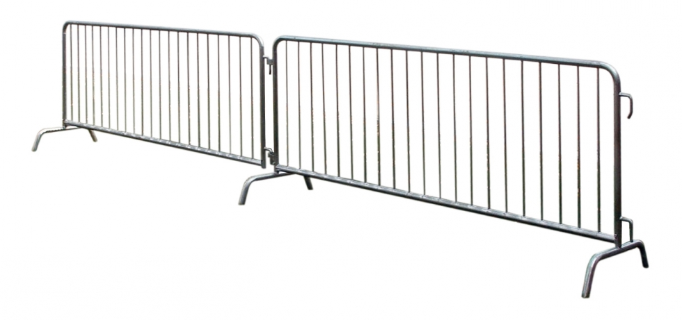 Crowd Stopper GS01 Barricade 8 Crowd Control Fence Rental