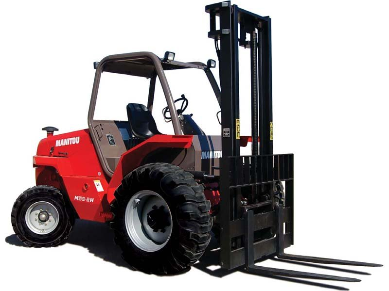 Forklifts (click to view all 8 types)