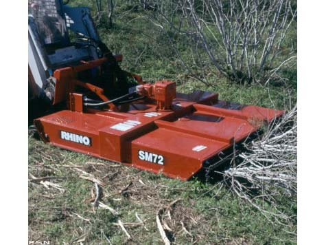 Skid Steer Loader Attachments (click to view all types)