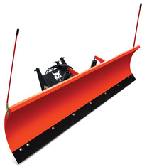 "Bobcat SB84 84"" Snow Blade Plow Attachment Rental"