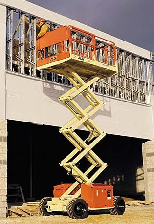 26 Rough Terrain Scissor Lift Rental