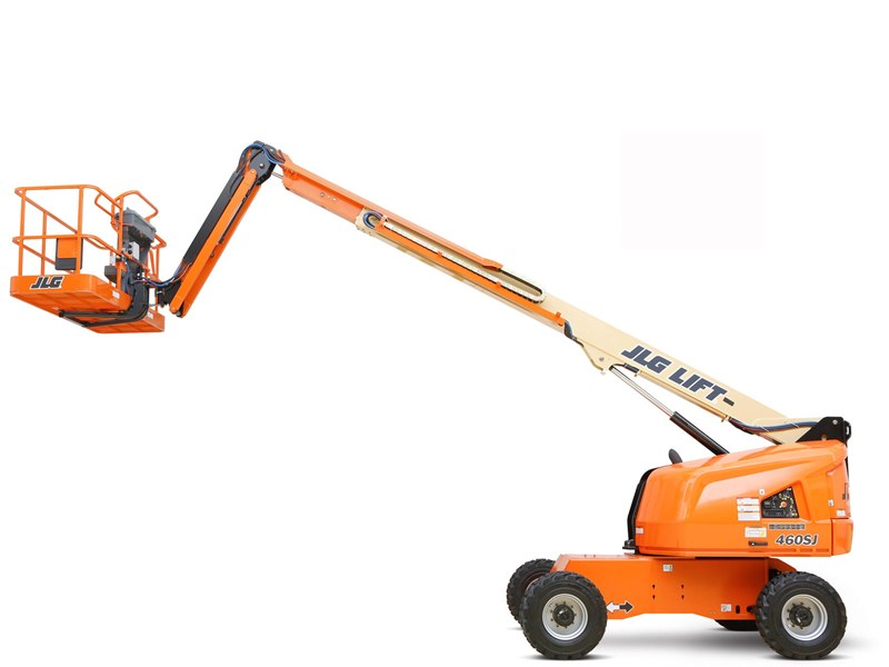45 Straight 4WD Telescopic Boom Lift Rental