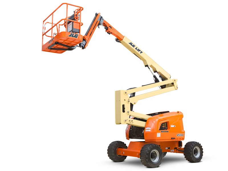 45 Articulating Boom Lift Rental