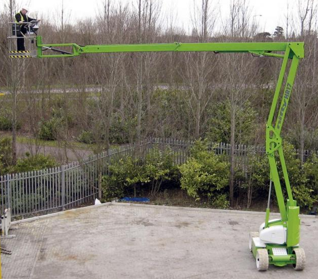 56 Diesel & Battery-Powered Self-Propelled Articulating Boom Lift Rental