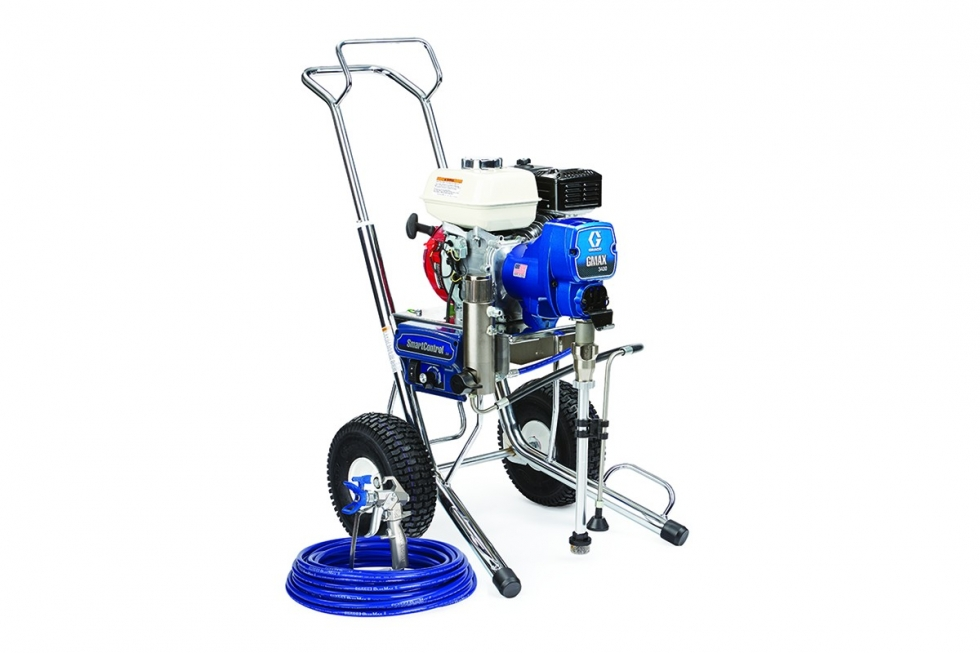 GAS PAINT SPRAYER