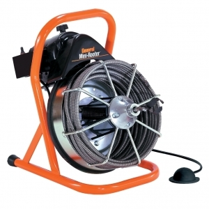 General Wire MR-C-O Mini-Rooter 50 Sewer Floor Auger Rental