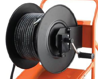 General Wire 300 Capacity Hose Jet Sewer Cleaner Cable Rental