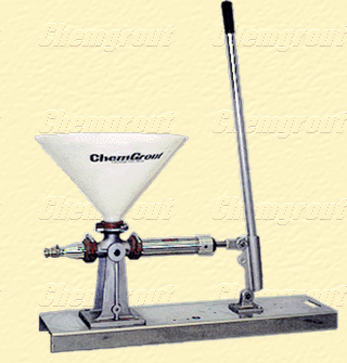 GROUT HAND PUMP