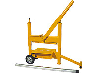 "Pave Tech 12"" Manual Brick Wall Block Paver Cutter Rental"