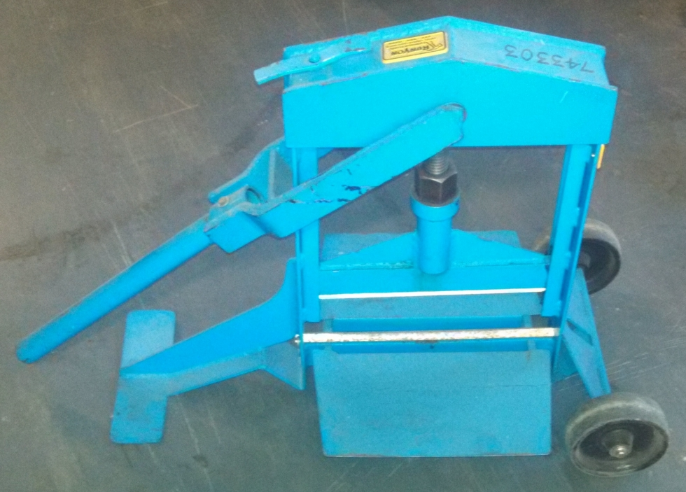 "6"" MANUAL BRICK CUTTER"