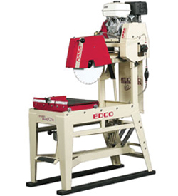 "EDCO™ GMS20-13H 20"" 13 HP Gas Masonry Table Saw Rental"