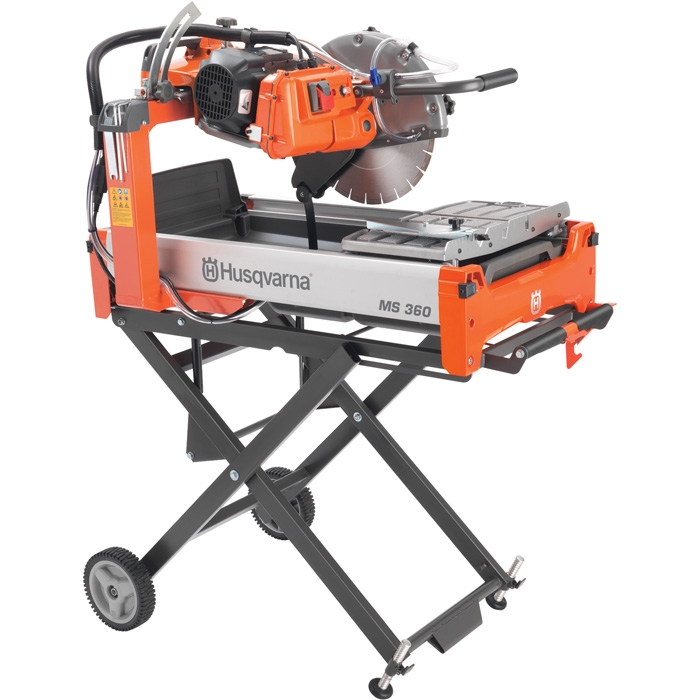 "14"" ELECTRIC MASONRY SAW"
