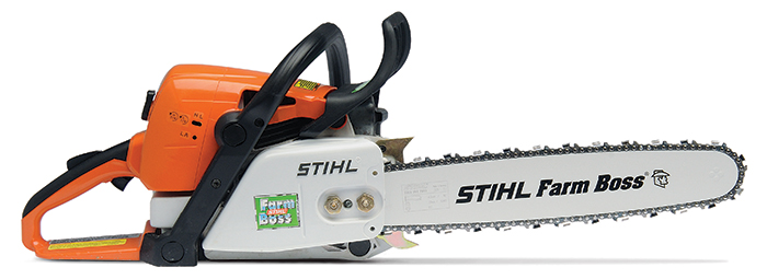 Chain Saws (click to view all 6 types)