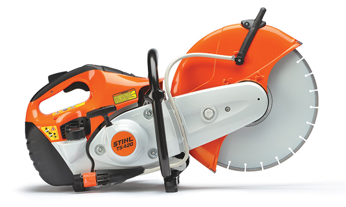 Hand-Held Concrete Saws