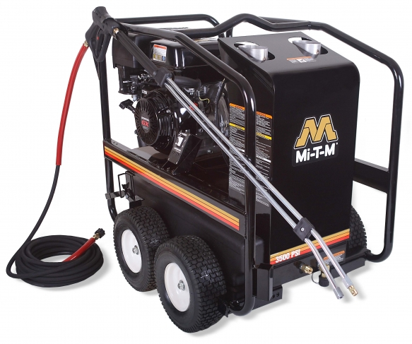 3500 PSI HOT WATER PRESSURE WASHER