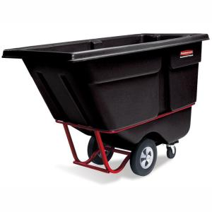 1 CU YD, 2000 LB CAPACITY TRASH CART