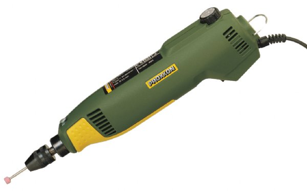 HAND-HELD PRECISION ROTARY TOOL
