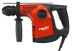 CORDLESS ROTARY HAMMER DRILL W/ CHISELING