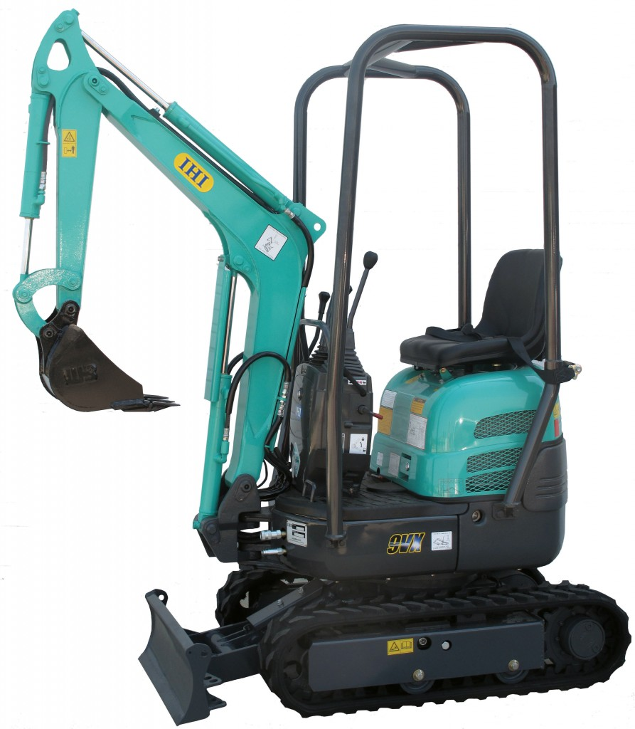 Excavating, Trenching & Compaction