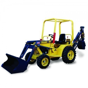 COMPACT TRACTOR LOADER BACKHOE