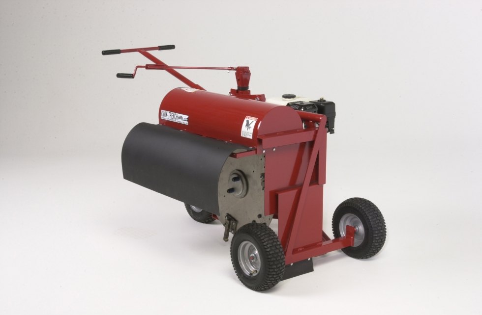 """8""""D Earth Saw Trencher"""