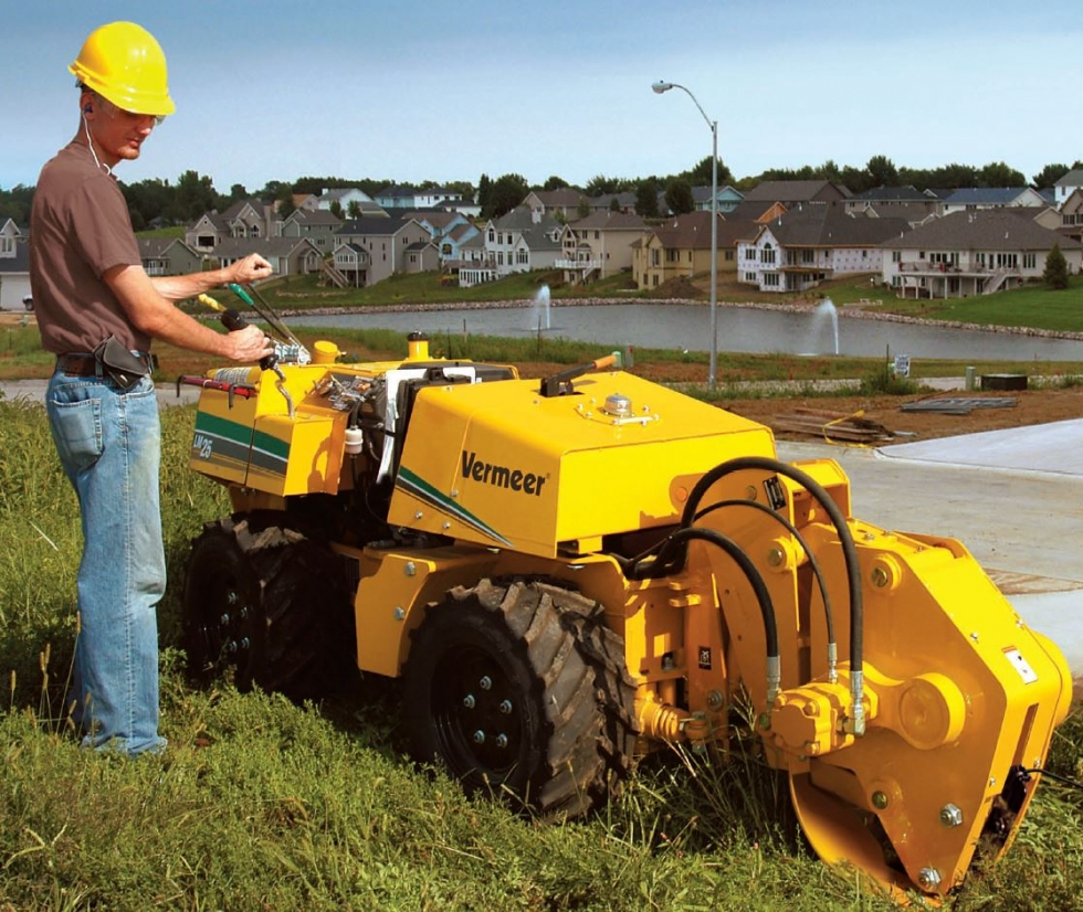 VIBRATORY PLOW TRENCHER - Runyon Equipment Rental
