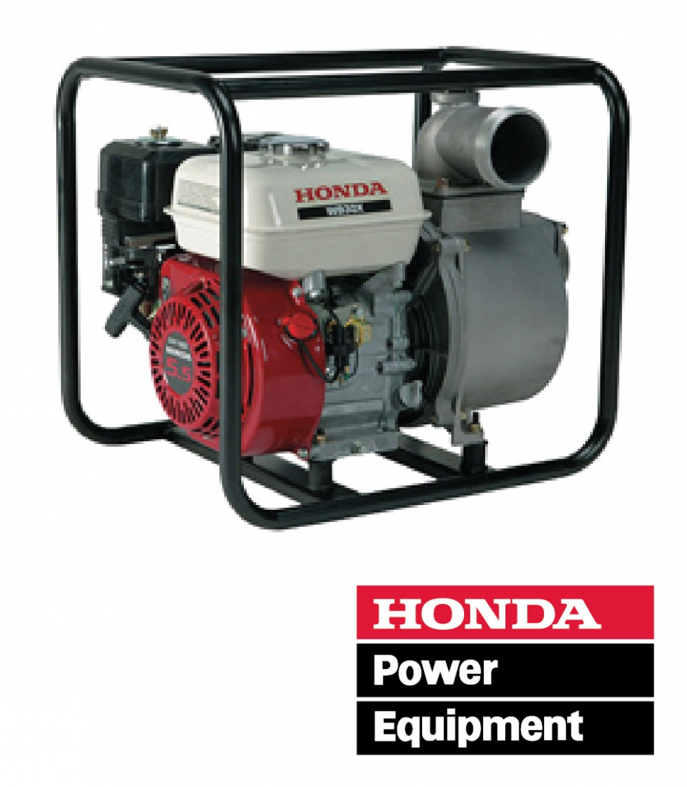 Honda Water Pumps