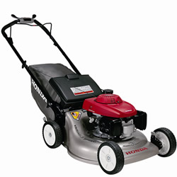 Honda HRR216VKA Self-Propelled Variable Speed Lawn Mower