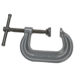"LARGE 12"" C-CLAMP"