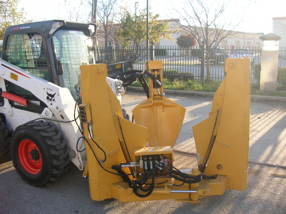 Vermeer Ts300 33 Quot Tree Spade Nursery Machine Rental
