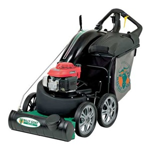 Billy Goat 6.5 HP Self-Propelled Multivac Lawn Vacuum Rental