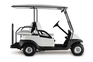 4 PASSENGER GOLF CART
