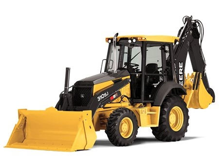 4X4 EXTENDABLE BACKHOE LOADER