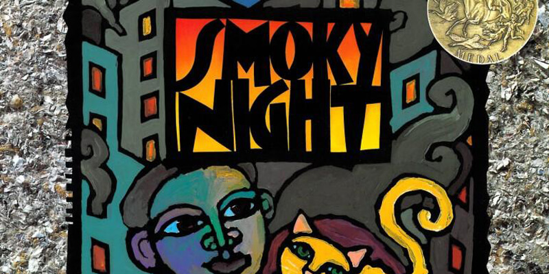Six Traits Mentor Texts Trait of Organization Smoky Night