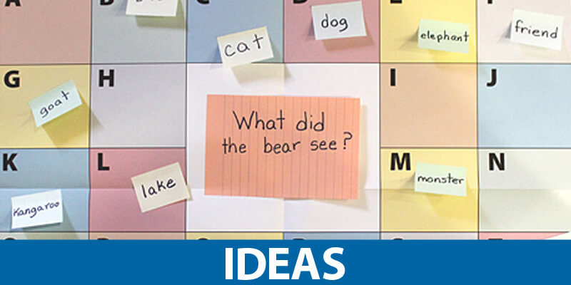 Trait of Ideas Mini-Lessons