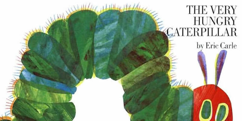 Six Traits Introduction Mentor Text Trait of Organization The Very Hungry Caterpillar