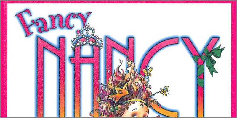 Six Traits Introduction Mentor Text Trait of Word Choice Fancy Nancy