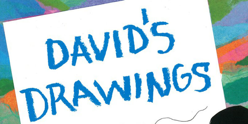 Six Traits Mentor Text Pictorial Writing David's Drawings