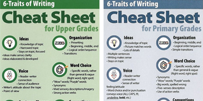 6-Traits Cheat Sheet