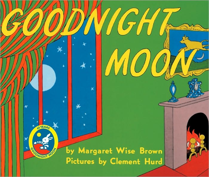 Goodnight Moon Teach Parody with Picture Books