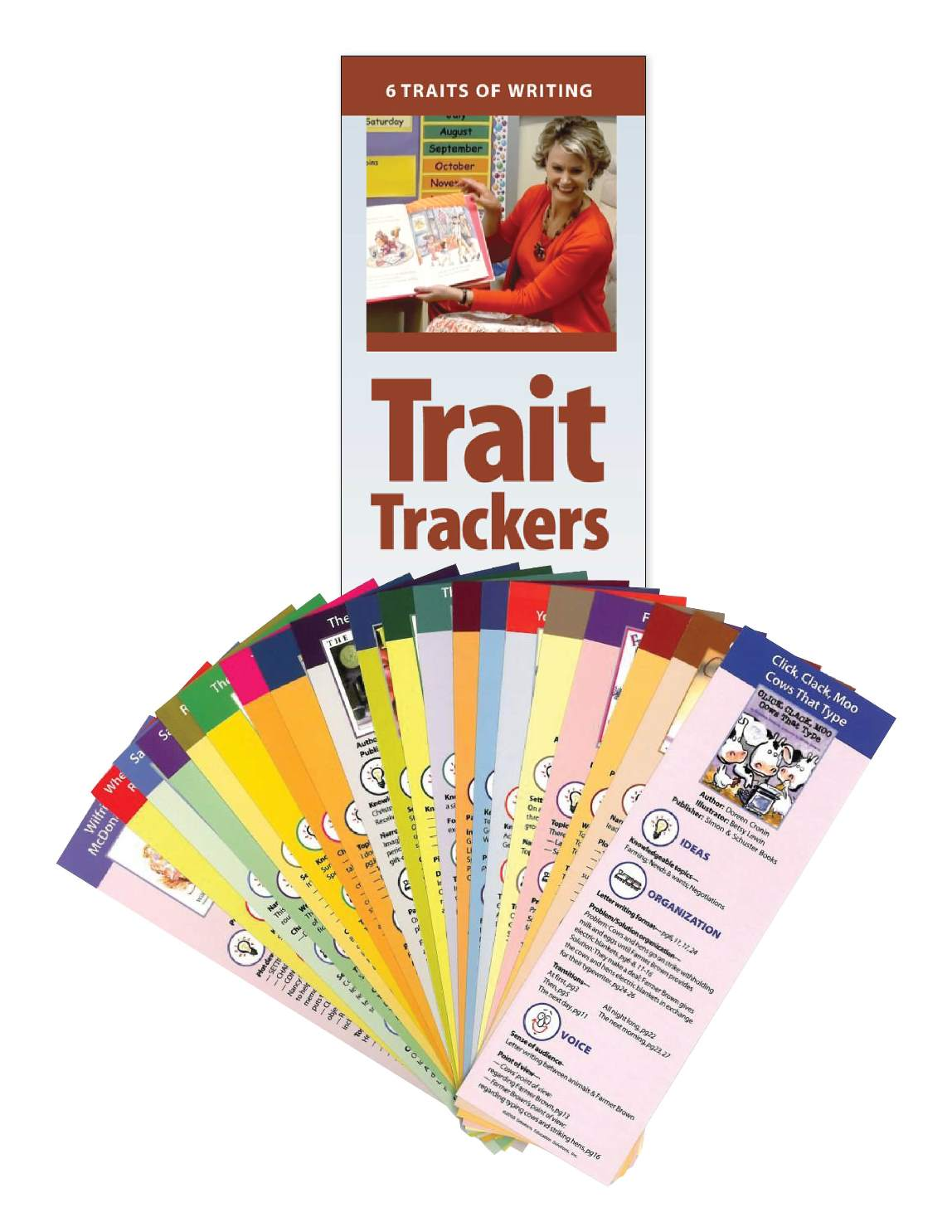 Smekens Education Original Trait Trackers