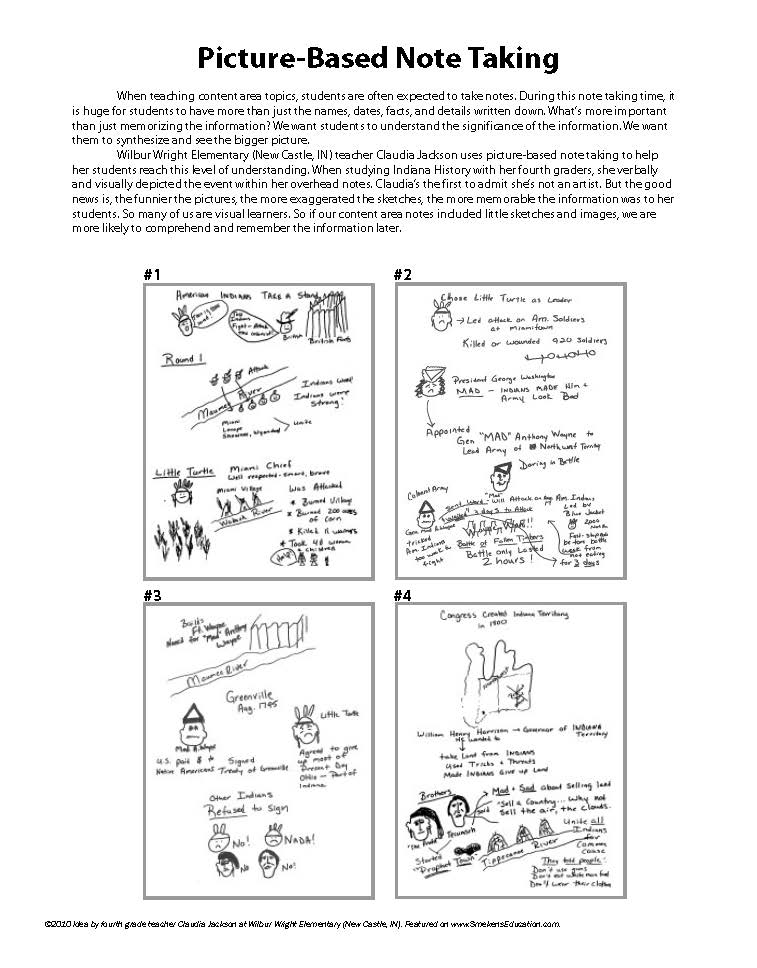 Picture-Based Notes