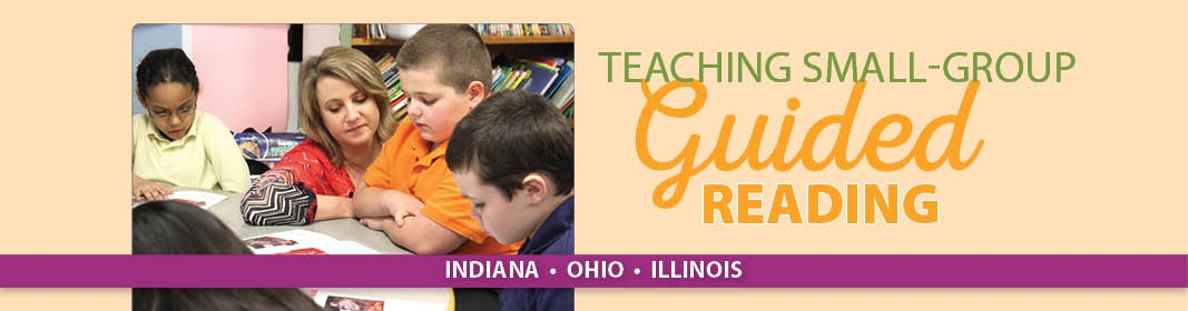 Teaching Small-Group Guided Reading Indiana