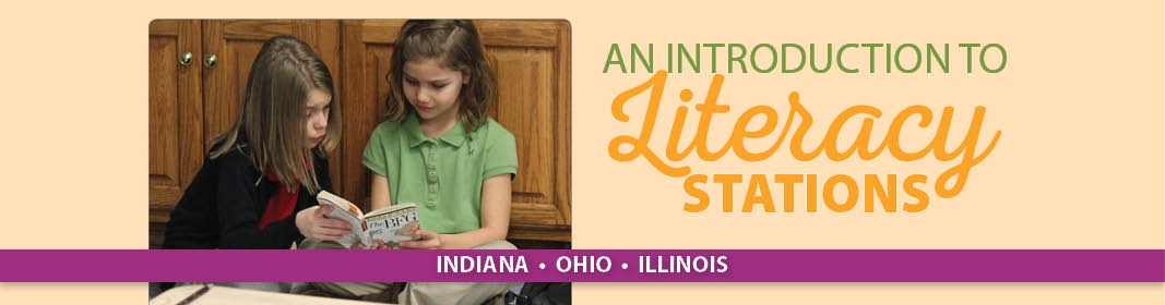 An Introduction to LIteracy Stations Indiana